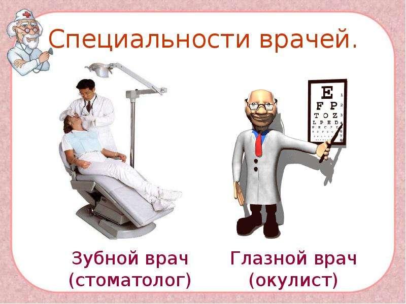 существует 4 вида врачей хотите продать евро