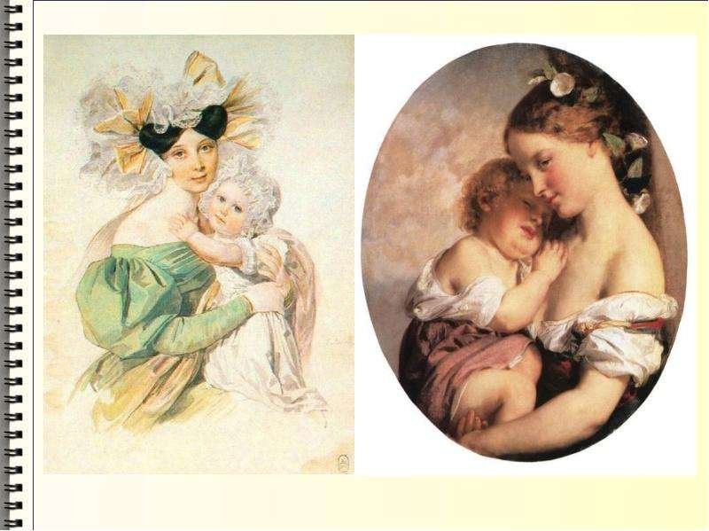 На тему И. А. Бунин «Матери», слайд 3
