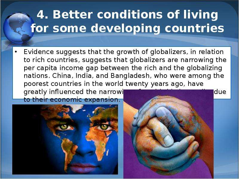 is globalization widening or narrowing the gap between the rich and poor countries pdf