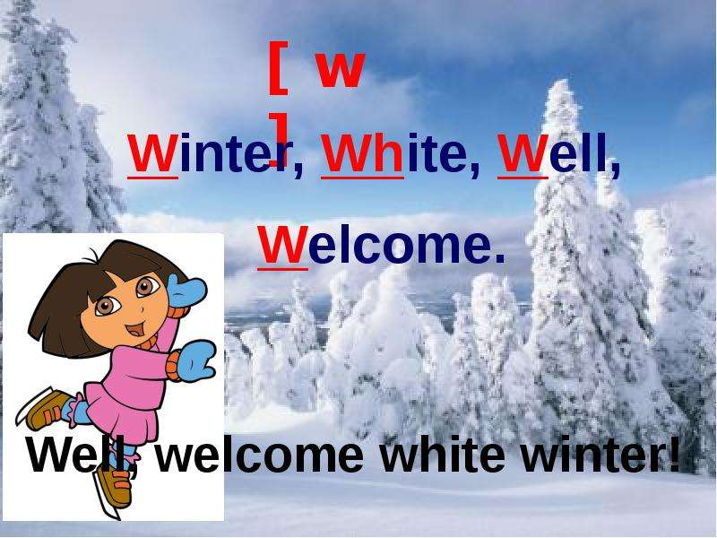 my favorite season winter
