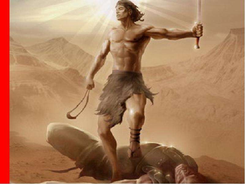 a comparison of the two leaders arthur becomes king and david and goliath Battle of david and goliath vs battle of beowulf and grendel although they have two different aspects  both become king and heroes d wore no armor.
