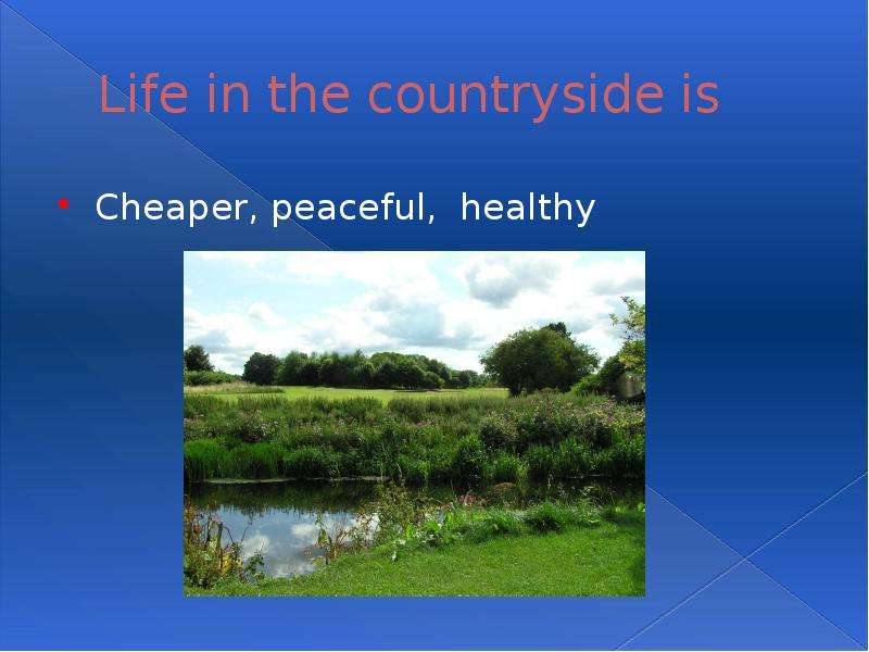 compare living city and living countryside View a complete countryside, il cost of living compare countryside, il cost of living to your living standard based on what the city's cost of living.