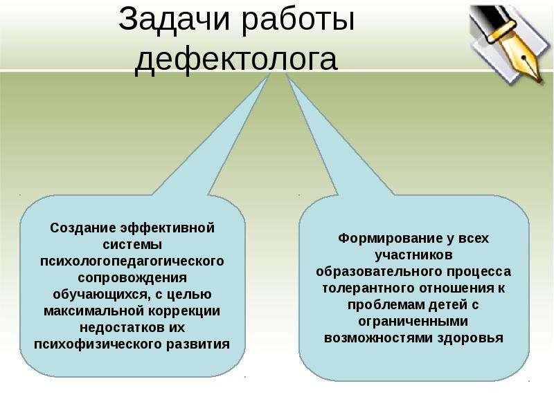 Дефектология с чем она связана