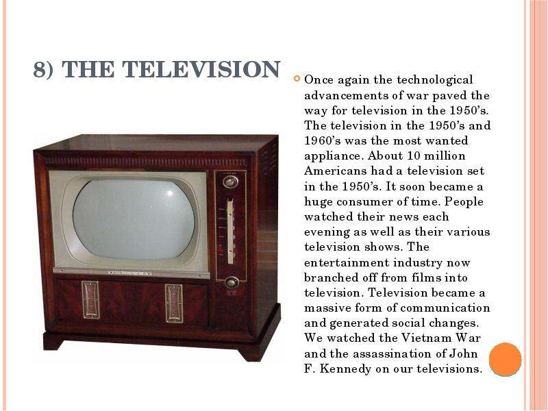 with advances in television technology and How have advances in technology especially television affected the development of contemporary cricket detail 125/150 words 1 following 5 answers 5.