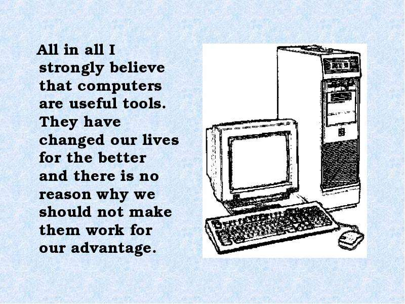 how hav computers changed our lives How have computers developed and changed posted on march 22, 2013 or do we tap it into our phones and computers as time has gone on.