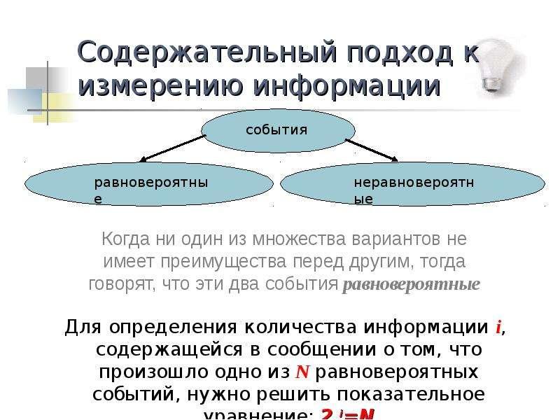 Основы теории информации