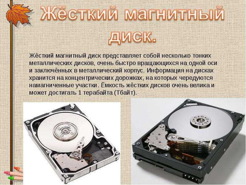 магнитный жесткий диск картинки