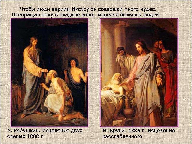 живописные картины на евангельские темы бумаги Аппликации бумаги