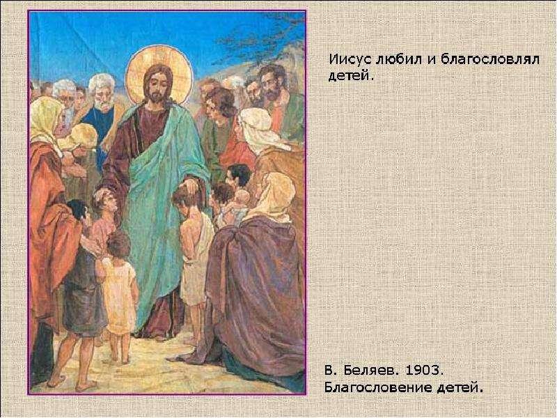 живописные картины на евангельские темы помощью данной математической