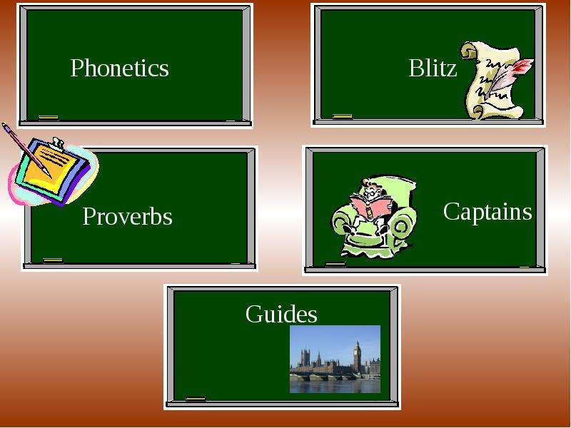 Game Do you know English Culture?, рис. 2