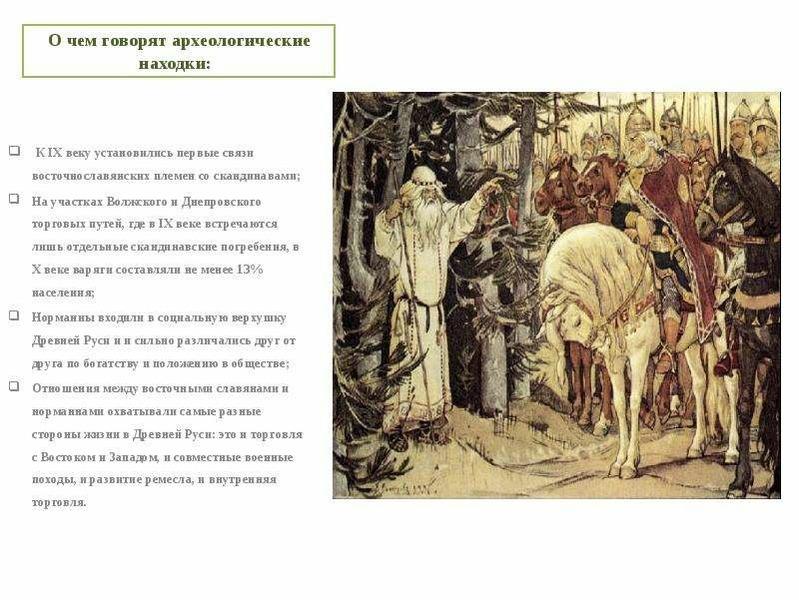 О чем говорят археологические находки: К IX веку установились первые связи восточнославянских племен