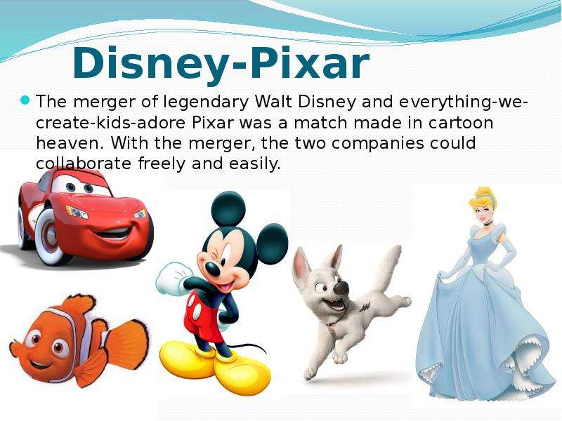the disney pixar merger 2014-12-24 agreement on disney's acquitions of pixar - agreement and plan of merger by and among the walt di agreement and plan of merger by and.