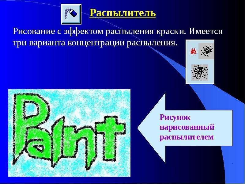 Презентация по paint