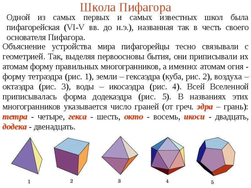 Решебник пифагора