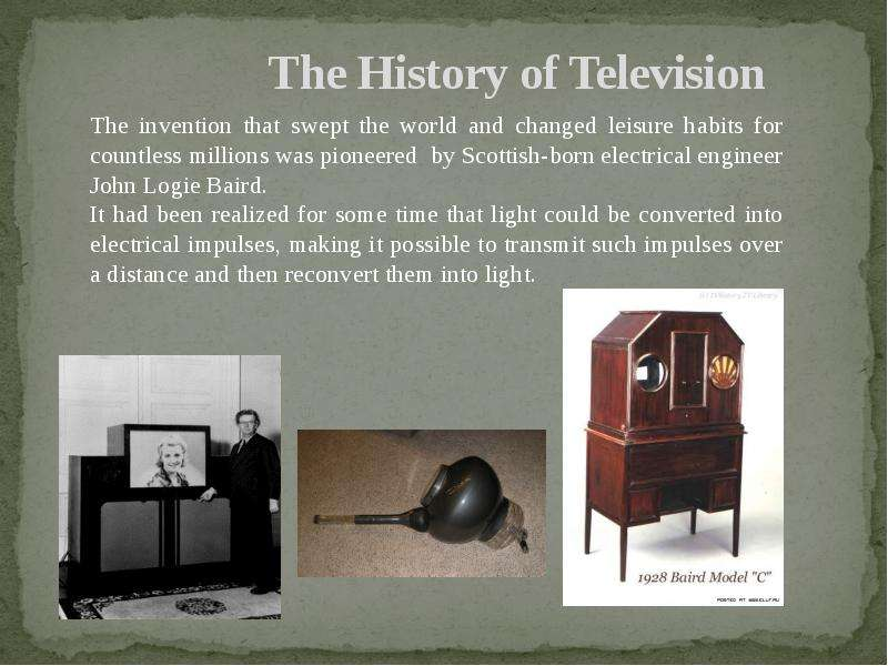tv greatest invention
