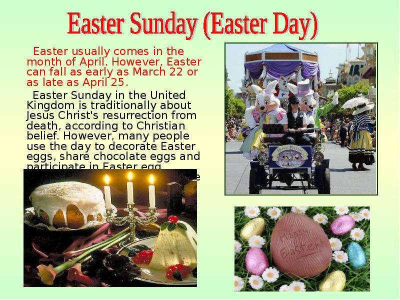 easter holiday essays Category: essays research papers title: easter holiday and traditions.