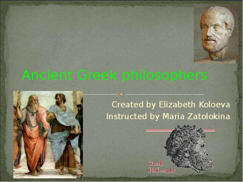 Created by Elizabeth Koloeva Instructed by Maria Zatolokina