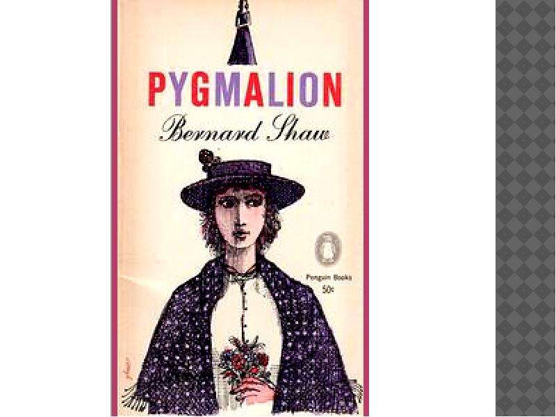pygmalion alternate ending Pygmalion, written in 1913, became his most famous work read shaw's biography to learn more about his life and literature it's the tale of a conceited professor of linguistics, henry higgins.