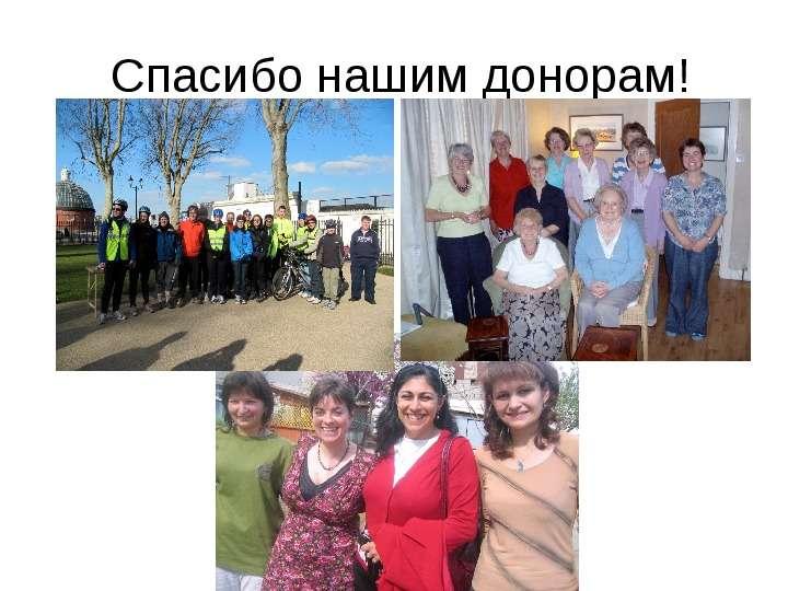 Иноватции в области деинституционализации детей с инвалидностью в Таджикистане Насиба ИНОЯТОВА Социальный работник Дневной цент, слайд 20