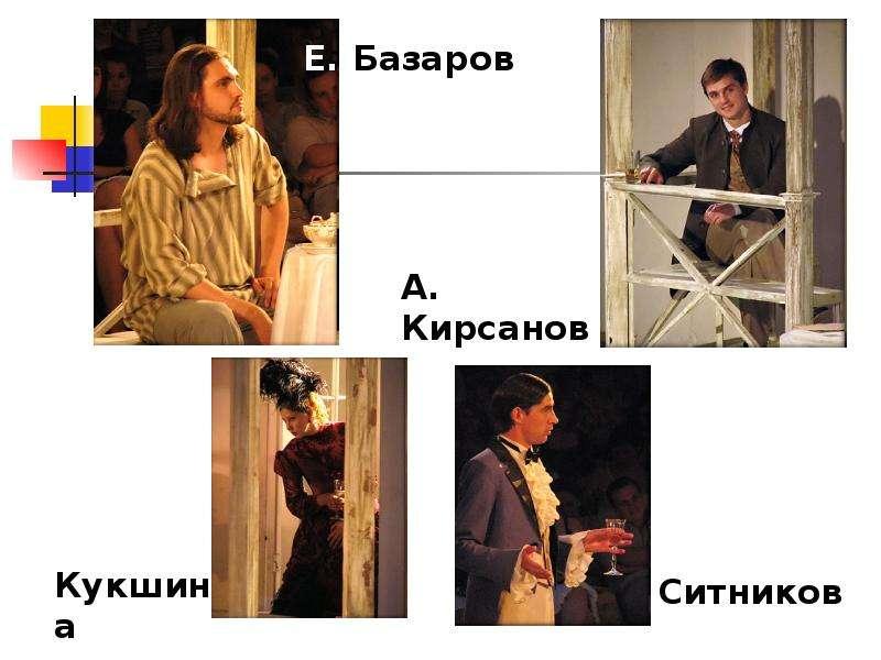 Иван Сергеевич Тургенев. Роман «Отцы и дети», слайд 25