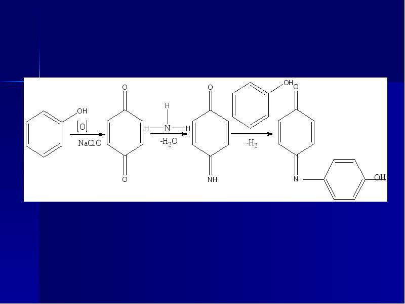 Семантированные ароматические соединения в лекарственных препаратах, слайд 29