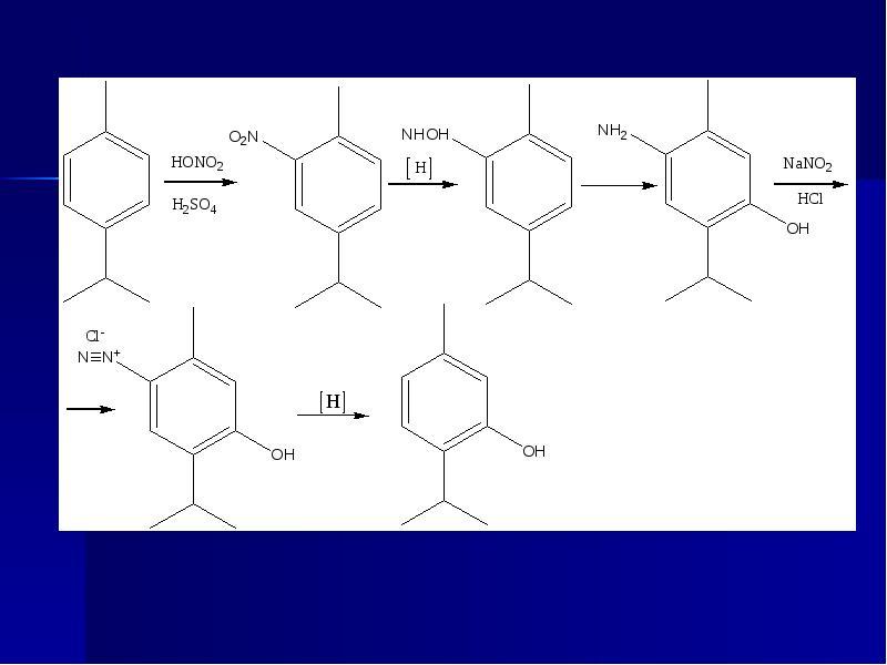 Семантированные ароматические соединения в лекарственных препаратах, слайд 63