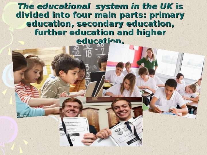 Education  in the United Kingdom, слайд №3