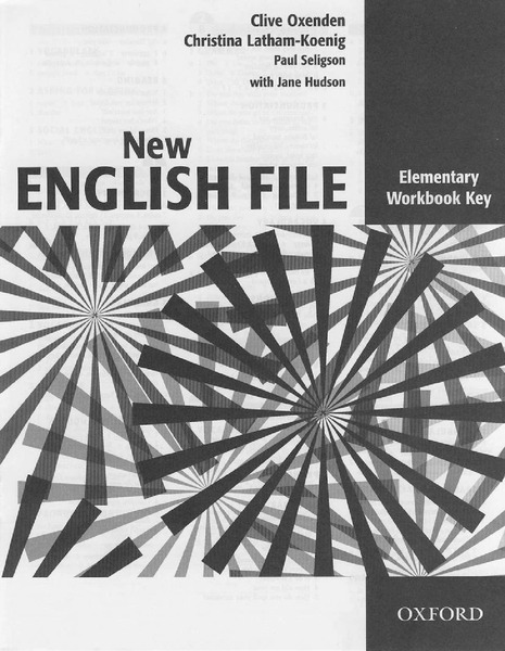 Гдз Английский New English File
