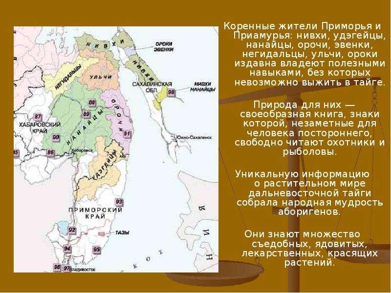 для девочек: коренные жители приамурья и хабаровского края ваш распил вывоз
