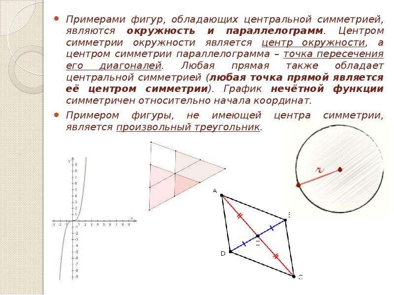 Презентация на тему симметрия в жизни