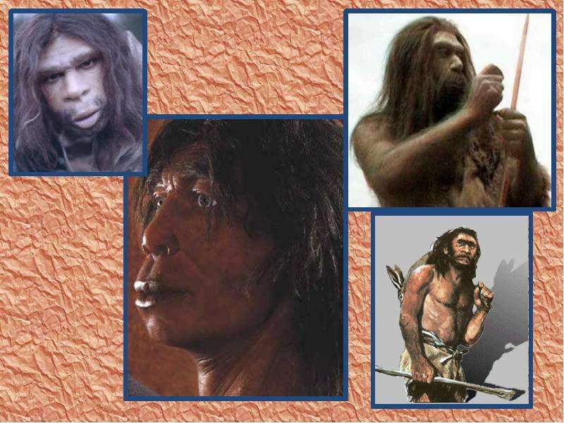 На тему Происхождение и эволюция человека, слайд 38