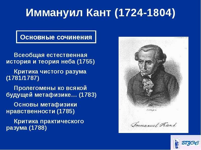 political philosophy kants hypothesis essay