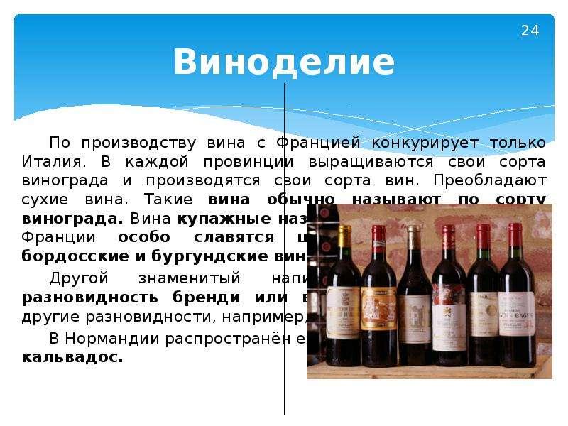 Технология приготовления сухого вина в домашних условиях