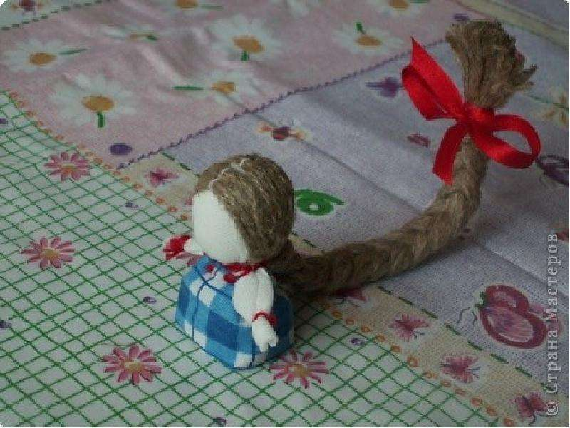 Кукла оберег счастье своими руками мастер класс