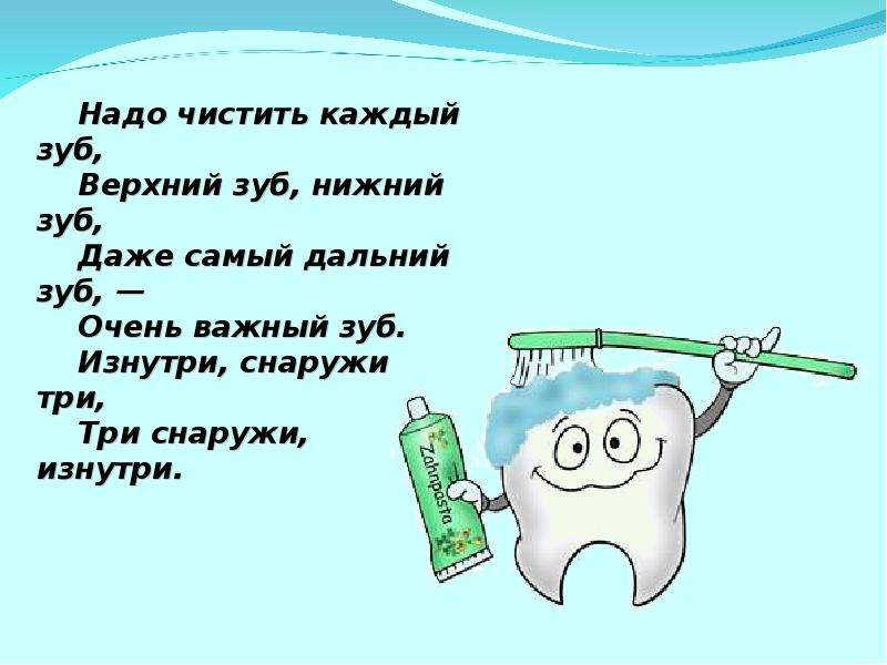 Для детей почему нужно чистить зубы