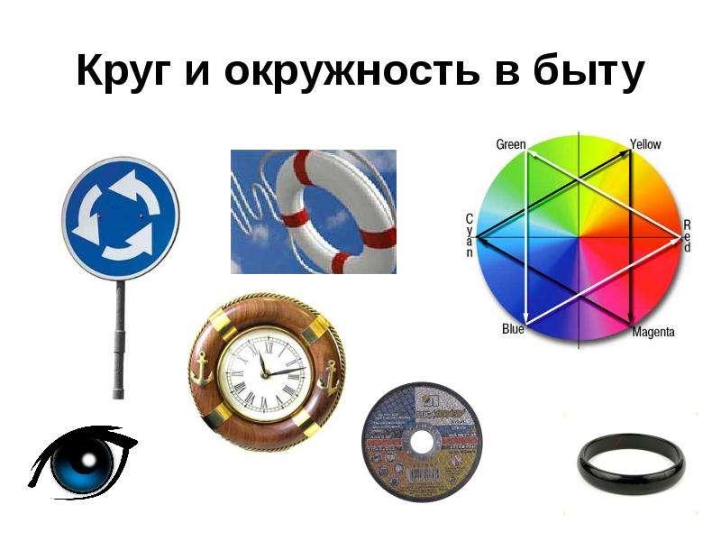 История жизни круга