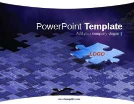 PowerPoint Template 824