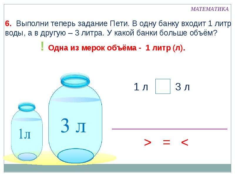Как из 5 и 3 литров сделать 4 51