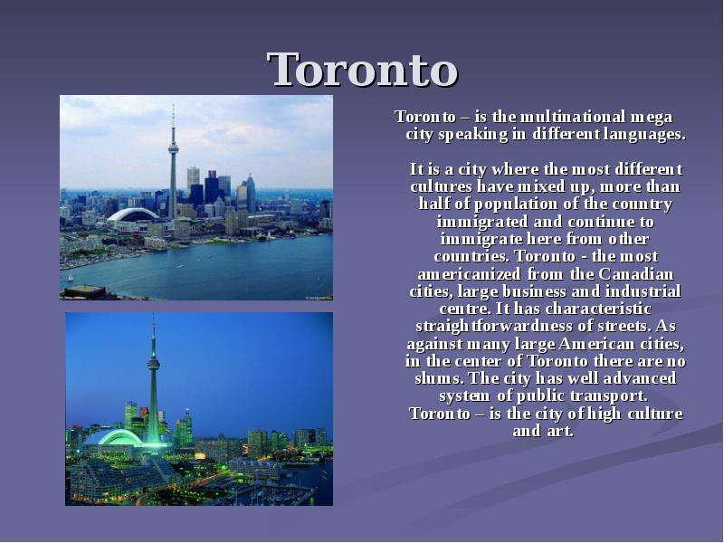 geography culture and different languages in canada Culture in canada, section of this website is about culture in canada for people who come to canada for the first time.