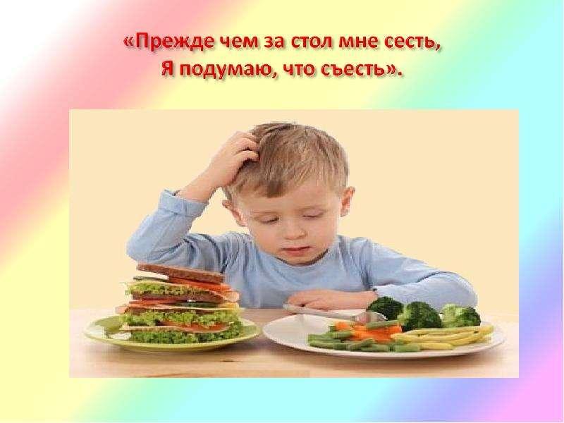 Картинки о здоровом питании для школьников