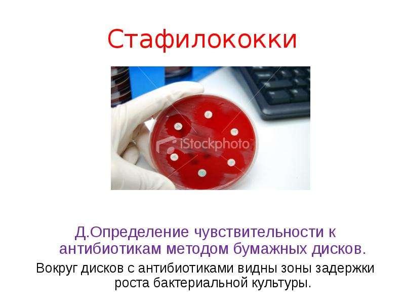 Как лечить стафилококковую инфекцию антибиотиками