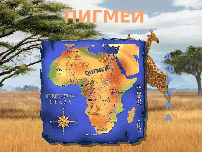 По географии Население Африки, слайд 14