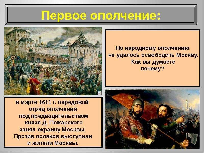 На тему Окончание Смутного времени, слайд 13