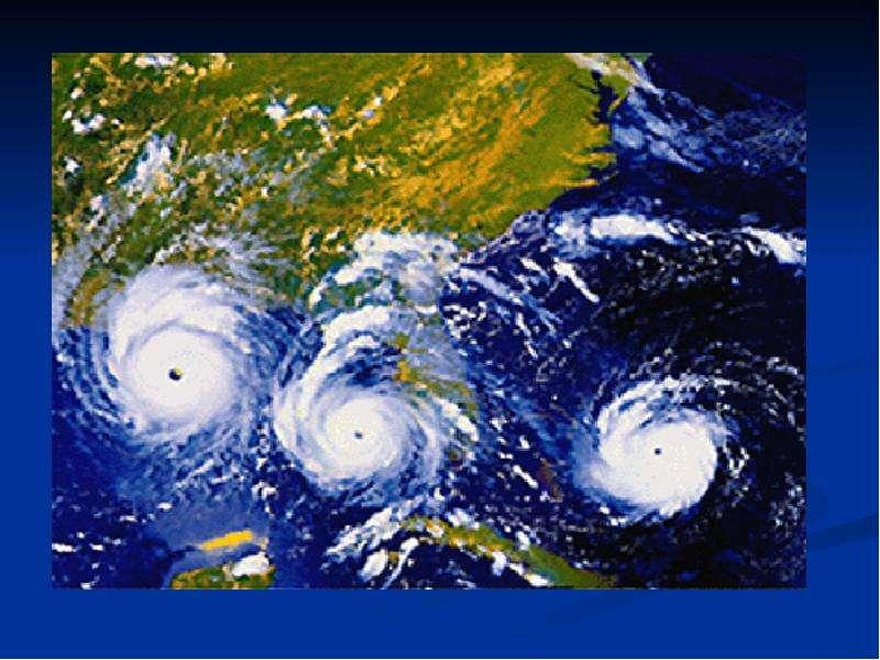 Причины возникновения ураганов на территории южных районов Томской области., слайд 4