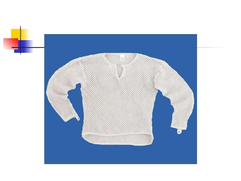 Текстильные материалы трикотаж, слайд 26