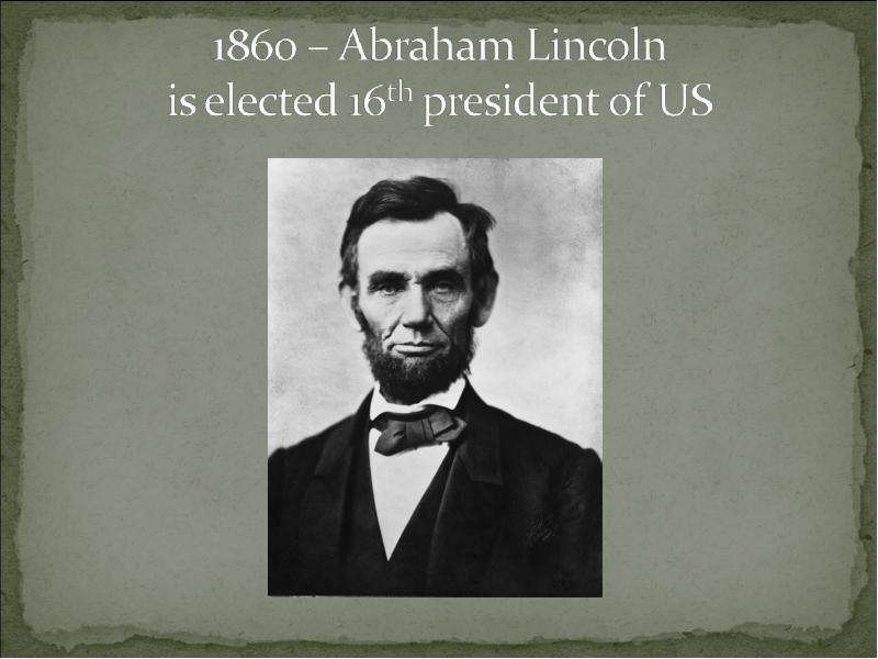 a history of the presidency of abraham lincoln one of the greatest presidents of the united states Abraham lincoln led the nation one of the most popular presidents in history hall in new york city as the first president of the united states.