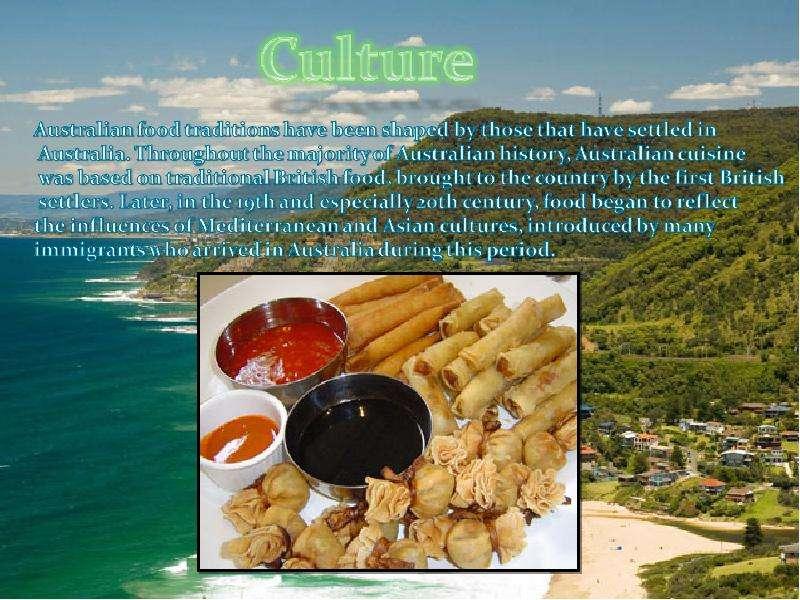 essay about australian culture