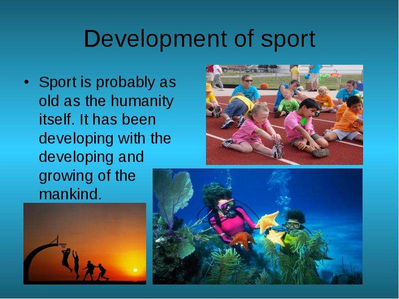 essay on importance of sports in our lives Sport is an important social phenomenon in all levels of modern society, providing a large impact on key areas of social life: it affects national relations, business aspect of communication in sports lies in those relations in which the athlete comes from society and its institutions, with the coaches, other.