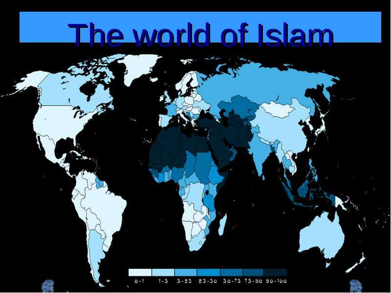 the popularity of islam Muslim statistics (population) from wikiislam ecclesiastical organisations and experts all agree that the number of those who convert from islam to christianity.