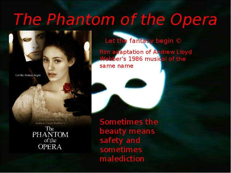 phantom of the opera chapter summary The phantom of the opera study guide contains a biography of gaston leroux, literature essays, quiz questions, major themes, characters, and a full summary and analysis.